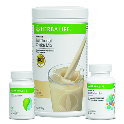 Herbalife Shape Up Pack